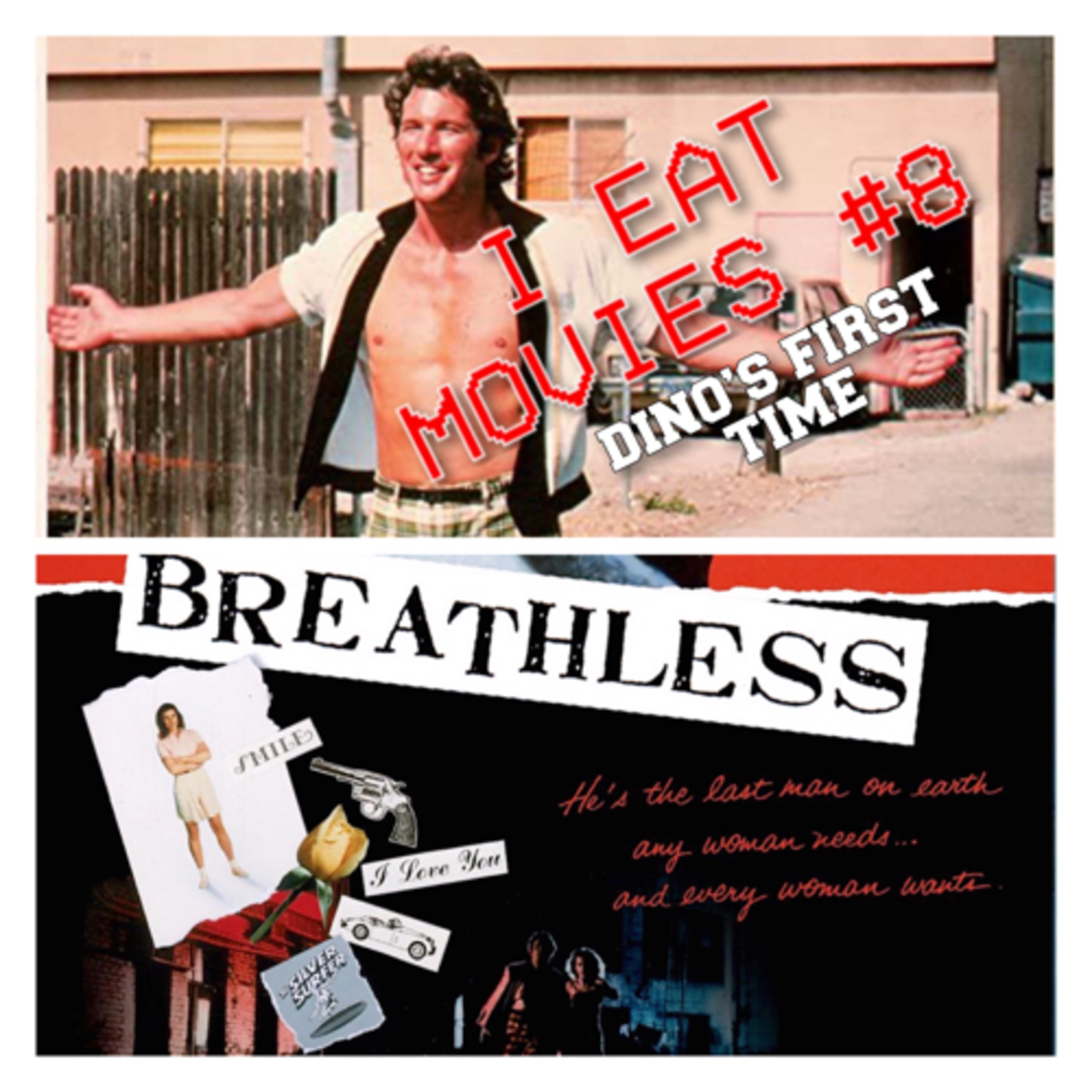 I Eat Movies #8: Dino's First Time - Breathless (1983)