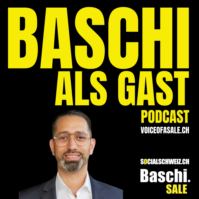 Baschi Sale als Gast bei Koray Sanchez Podcast