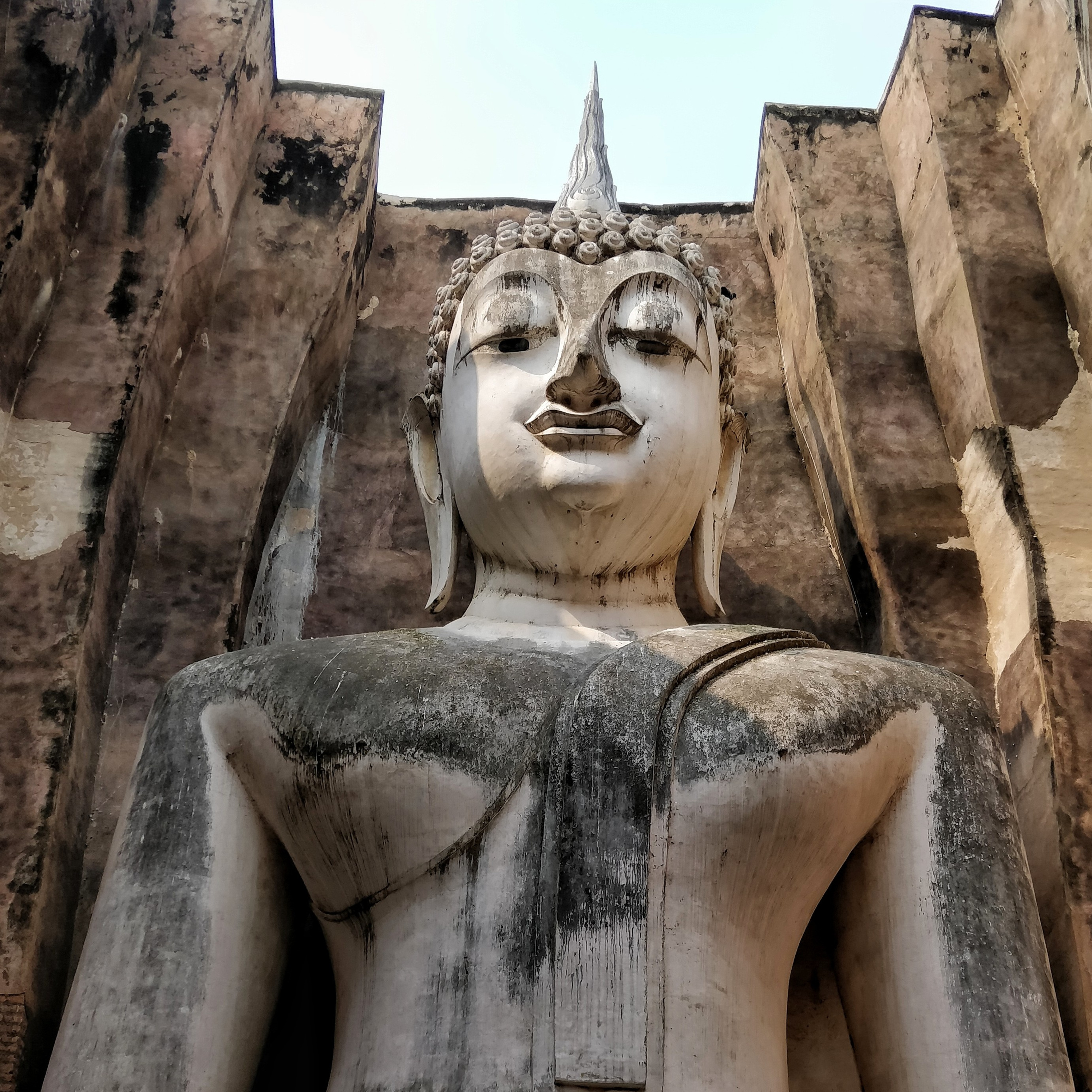 Recollections from my chat with a Thai Monk about Jainism
