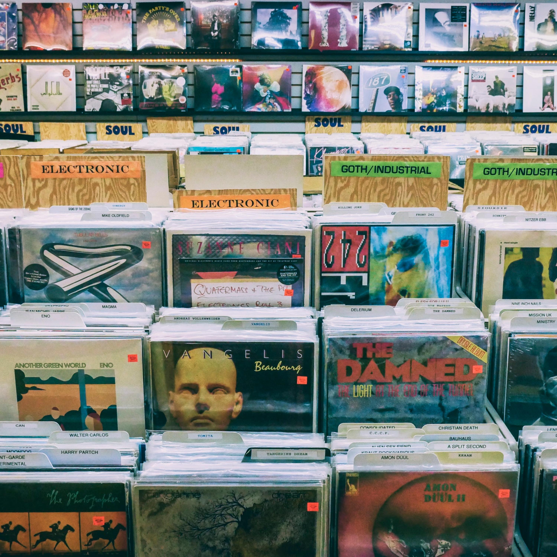 90-talets Musik