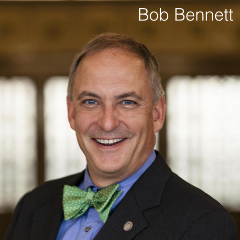 Bob Bennett, A Smart City Leader Helping Cities Better Serve