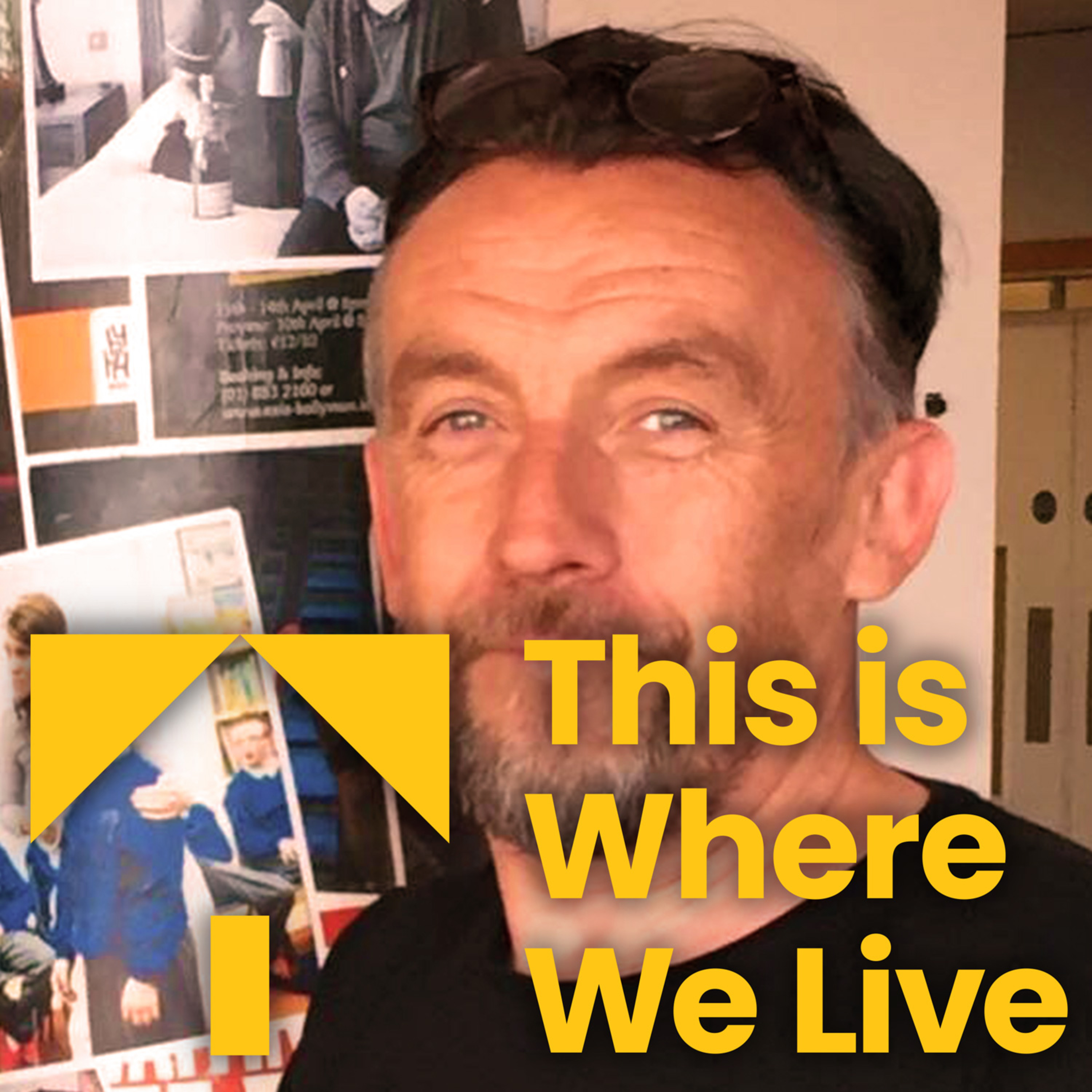TIWWL: Mark O'Brien Axis Arts Centre, Ballymun on how art can shape place and belonging.