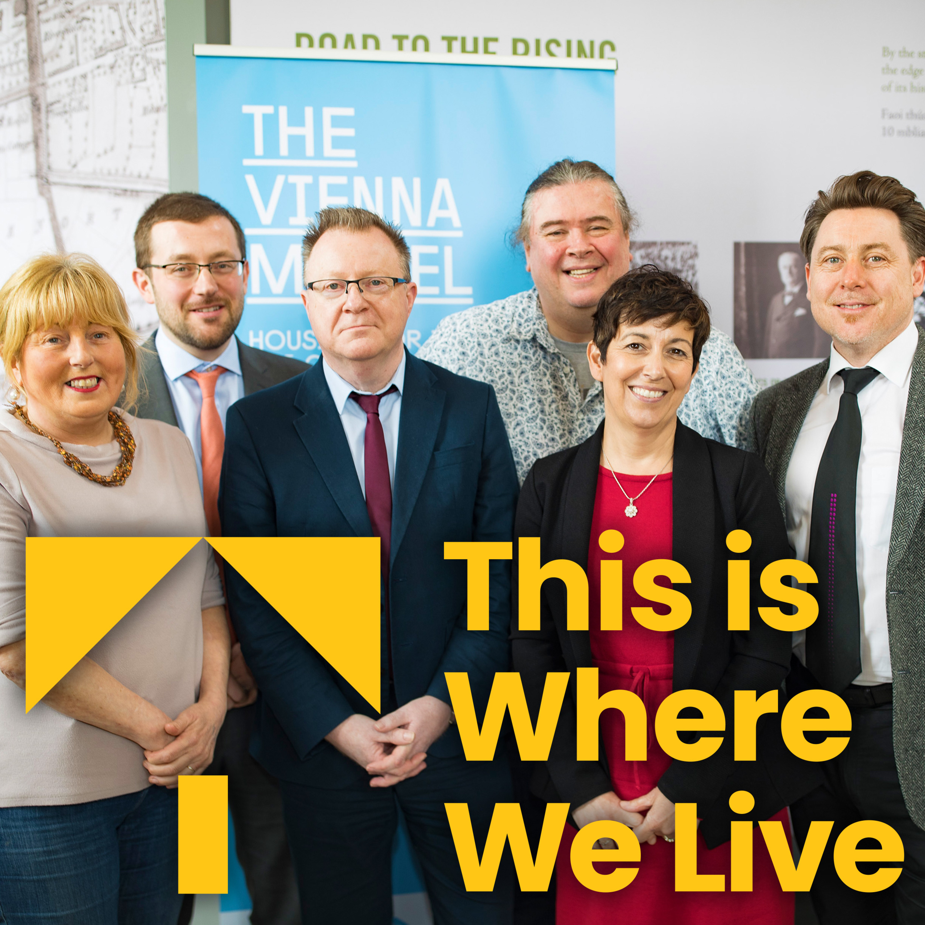 The Vienna Model : Housing for the 21st Century. Visions for the Future. Podcast 4