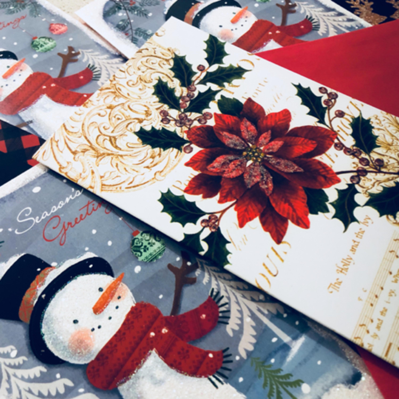 #16 Haz esto para llenarte del espíritu navideño.