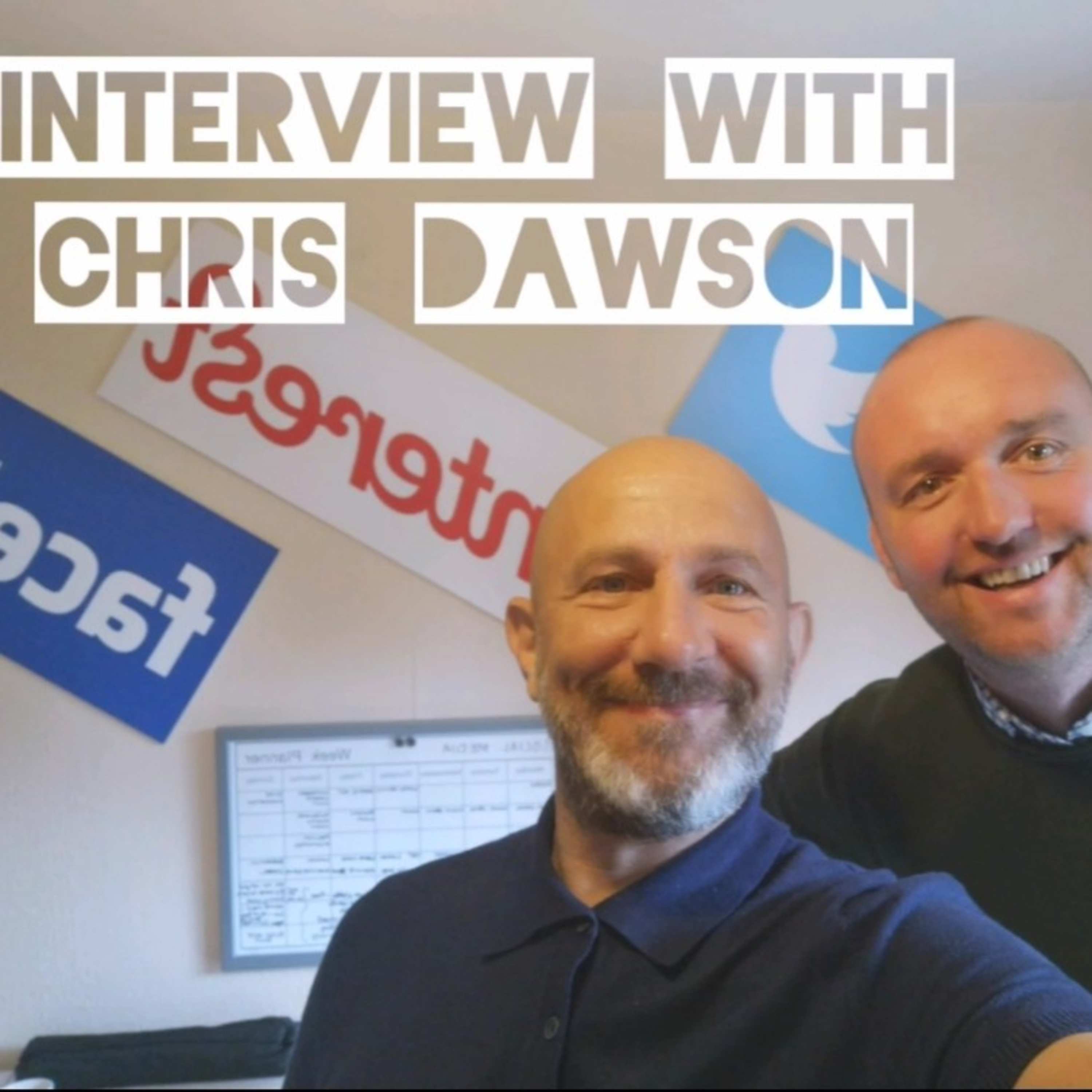 Interview with Leading Sales Trainer Chris Dawson
