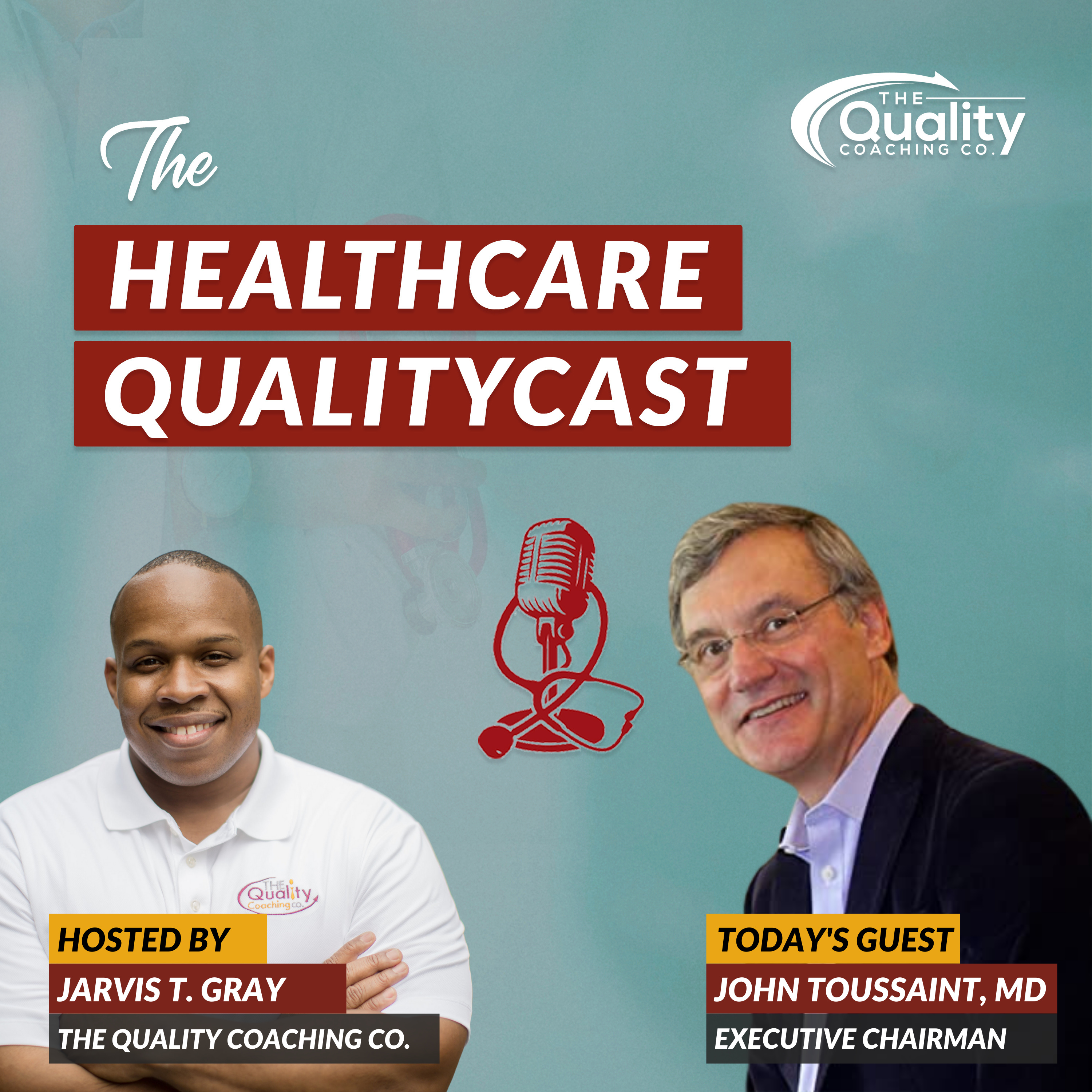 Becoming the Change with John Toussaint, MD