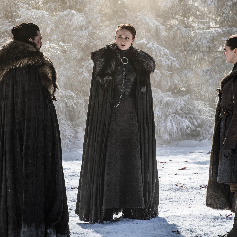 Season 8: Episode 4 First Reactions