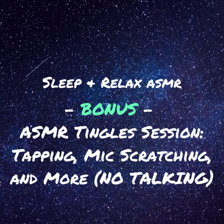Asmr No Talking asmr tingle triggers: binaural object tapping, mic