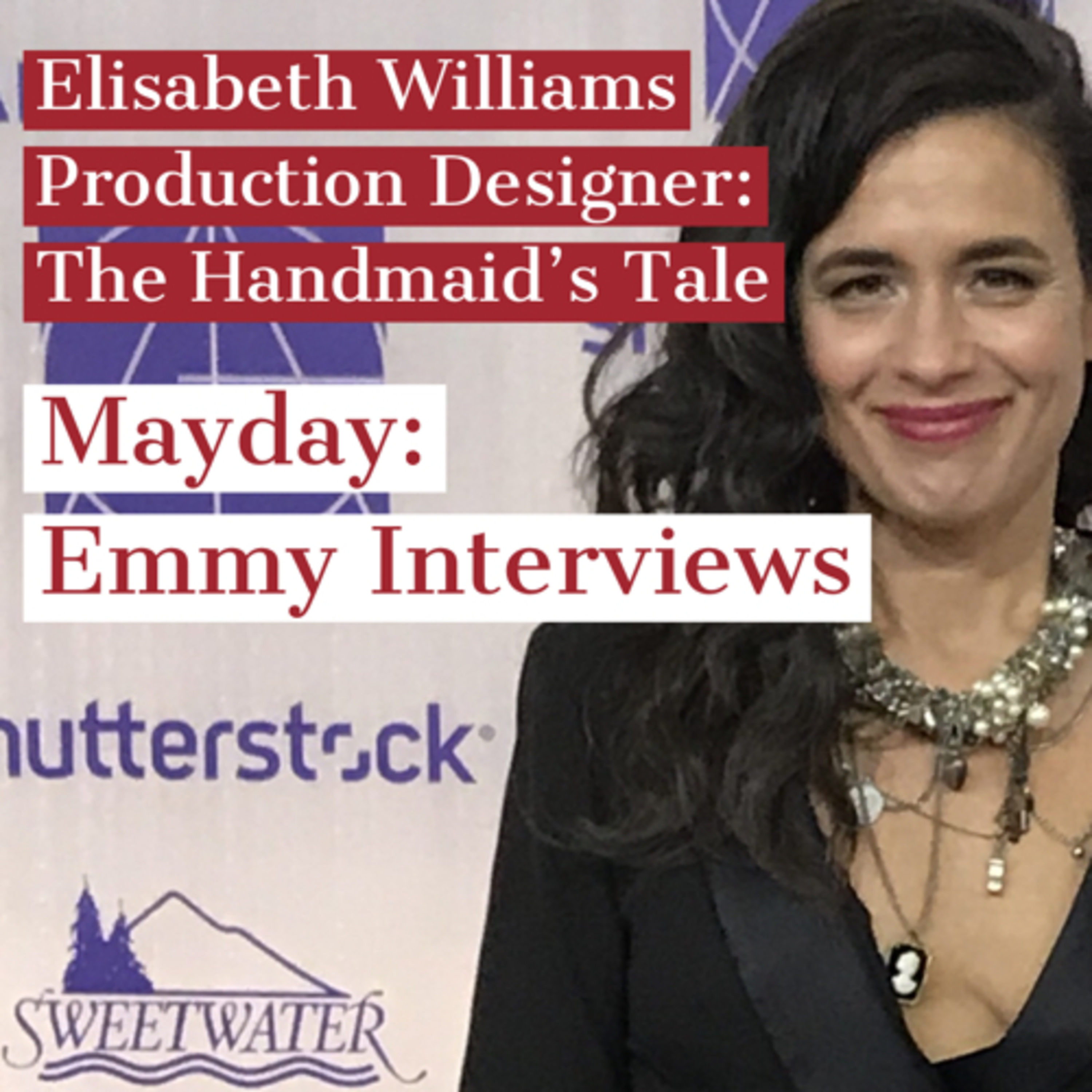 (Audio Fixed 9/15) Interview: Elisabeth Williams (production designer)