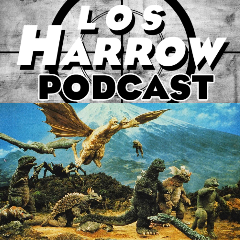 Los Harrow Pod 066: Showa Era GODZILLA (JIRA)