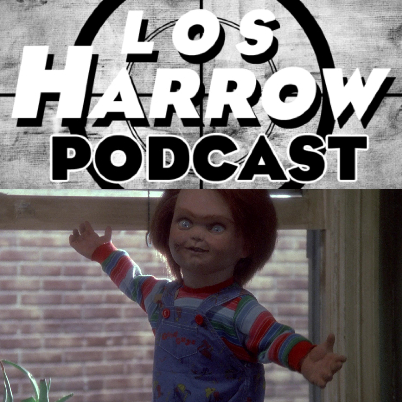Los Harrow Pod 069: Toys With Attitude