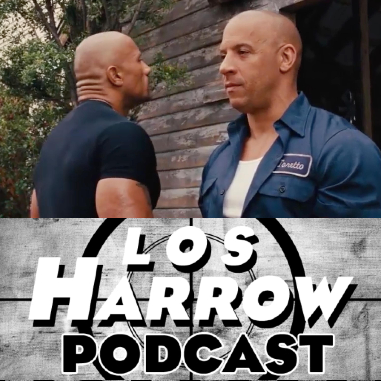Los Harrow Pod 071: The Coronas And Family-cast Edition (Fast & Furious)