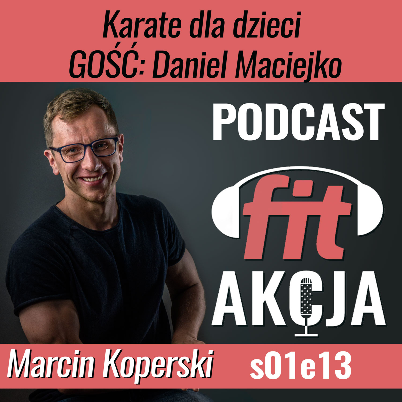 Karate dla dzieci Daniel Maciejko