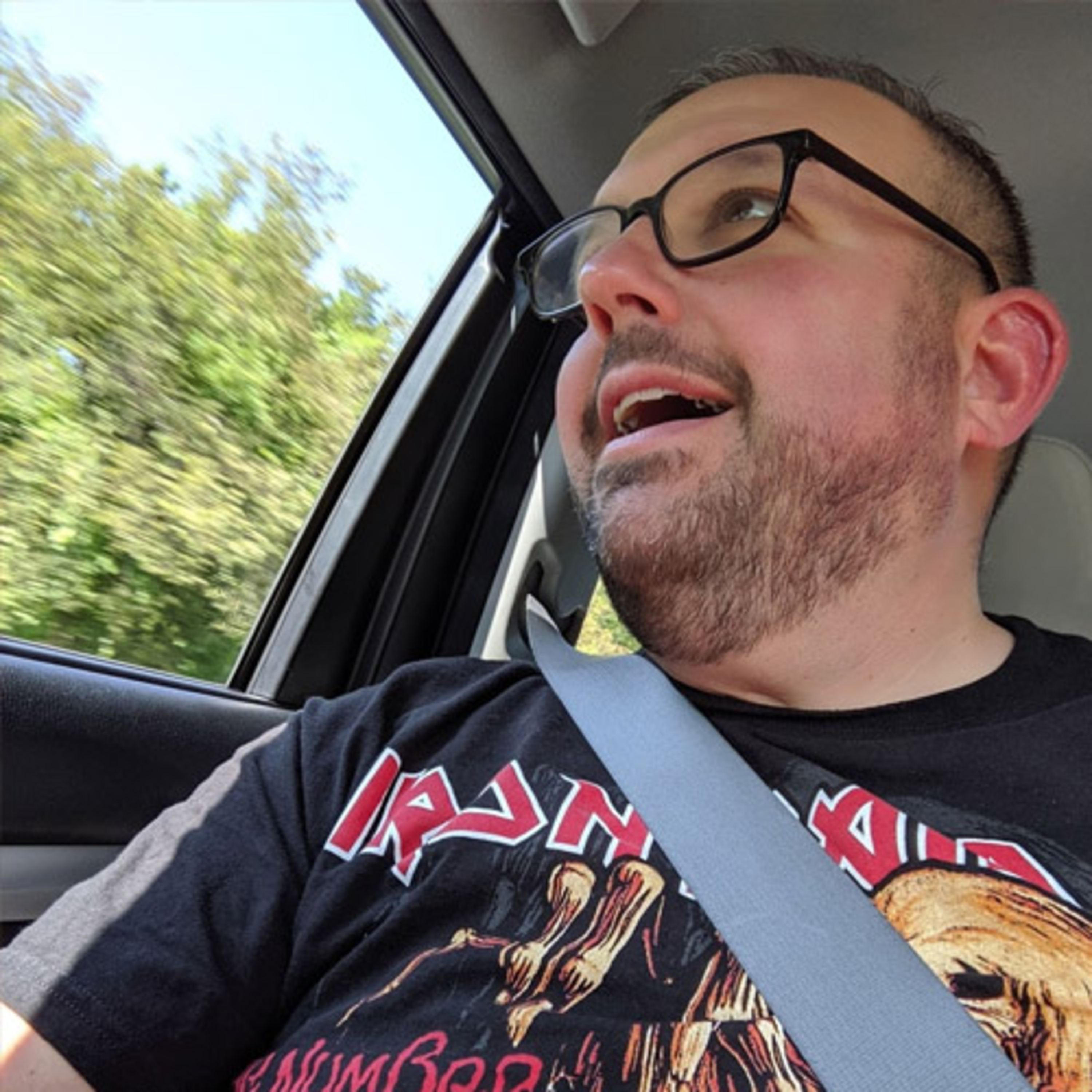 "Mike's Quick ""Legacy of the Beast"" Iron Maiden Concert Recap"