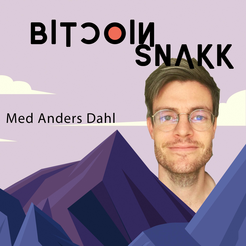 #5 Bitcoin; en avgjørende brikke for å løse klimakrisen - med Anders Dahl