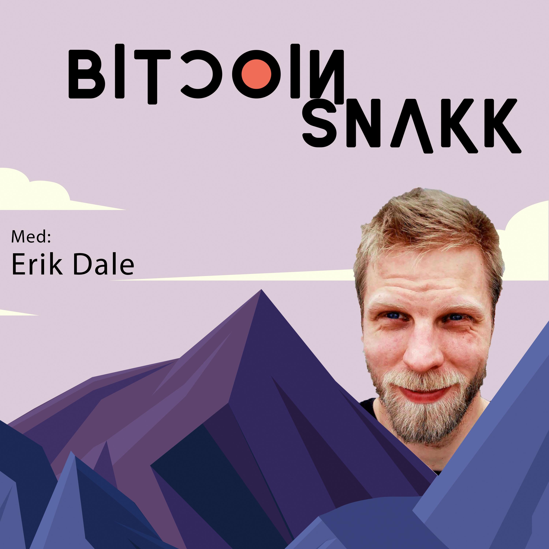 #8 Hvorfor investere i Bitcoin? Med Erik Dale.