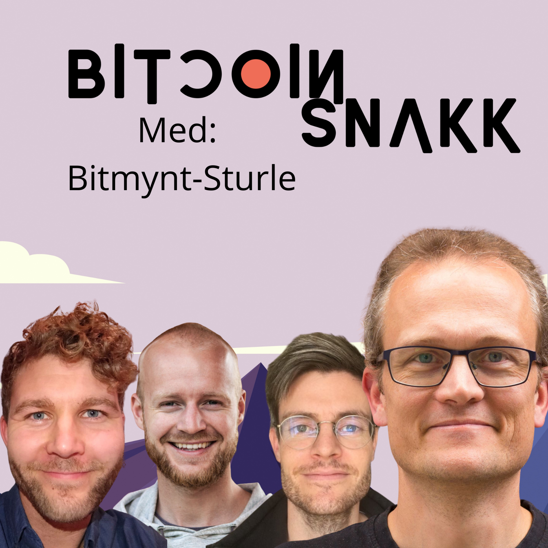 #11 Den norske Bitcoin-pioneren Bitmynt-Sturle