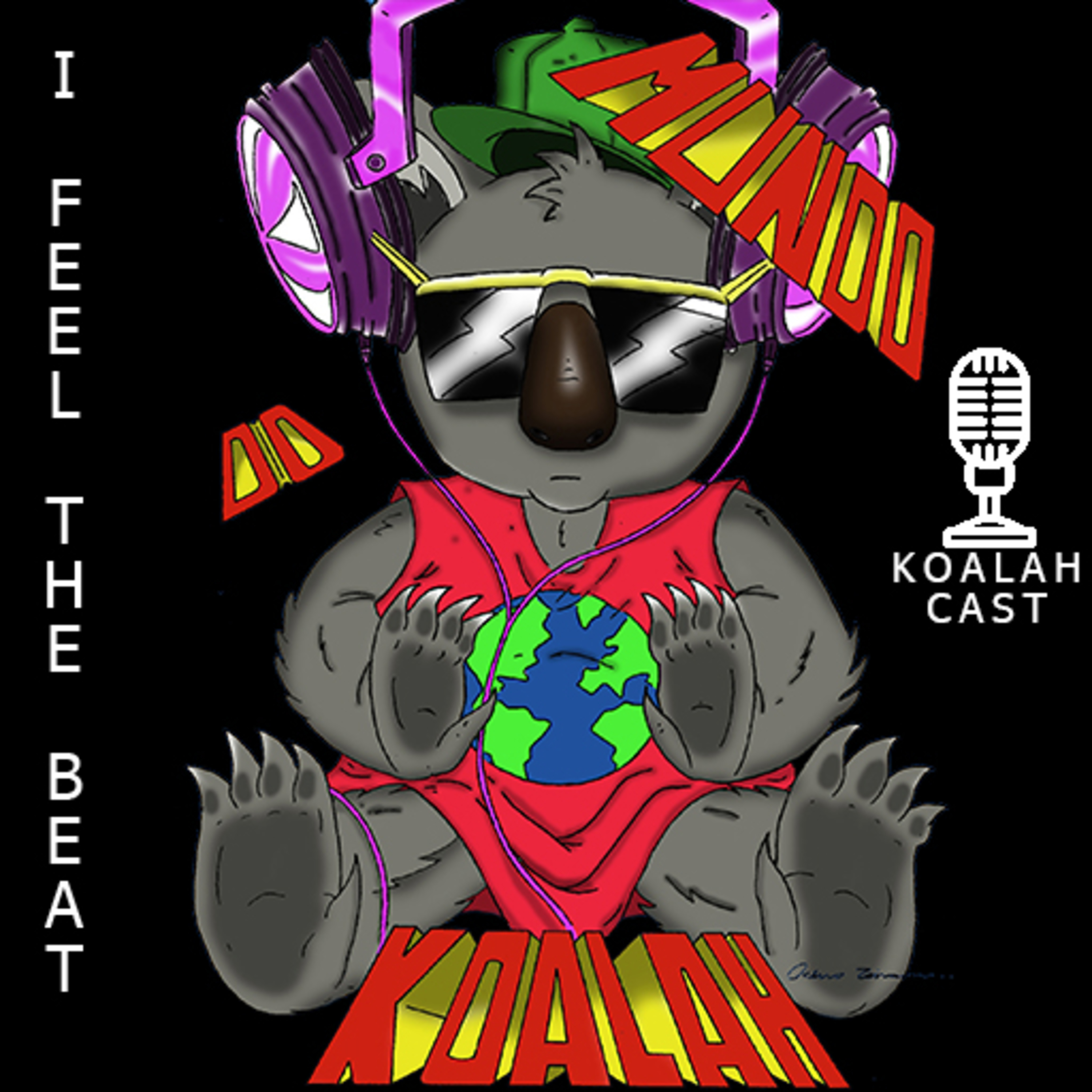 Koalah Cast - Feel the beat