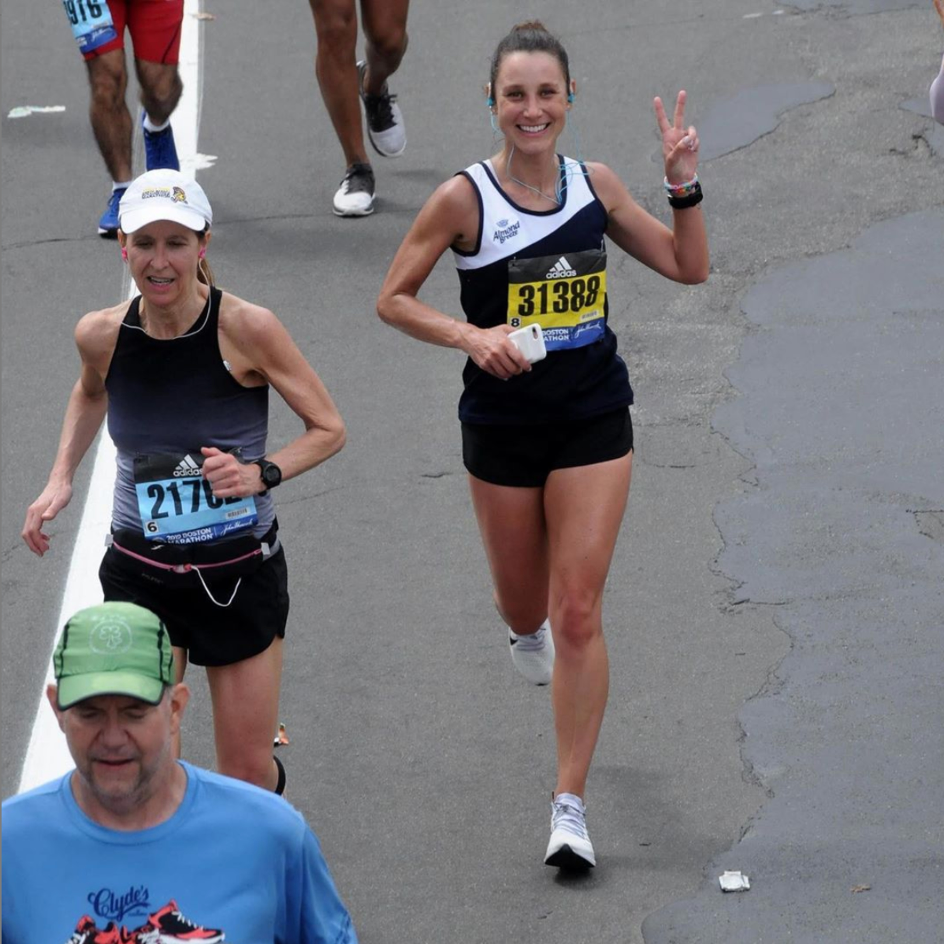 28. Dorothy Beal: Marathons and Mileposts