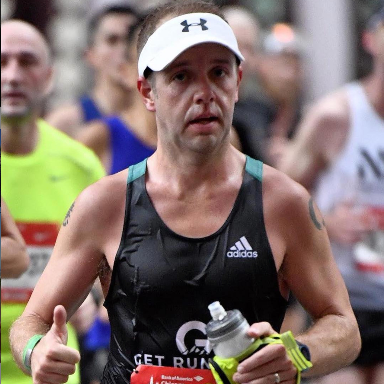 31. Brad Lindeberg: Running on Dad Jokes