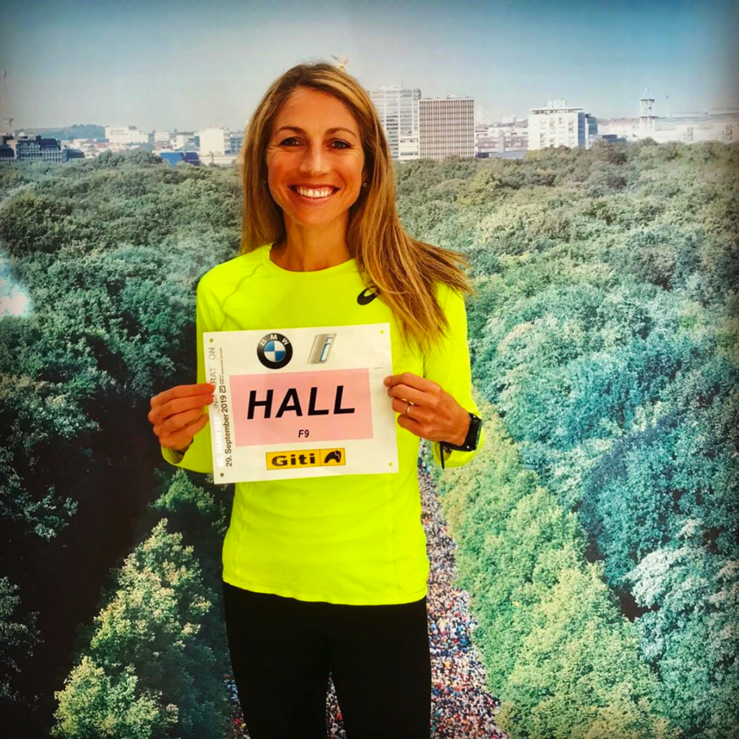 39. Sara Hall: Running Fast and Taking Chances