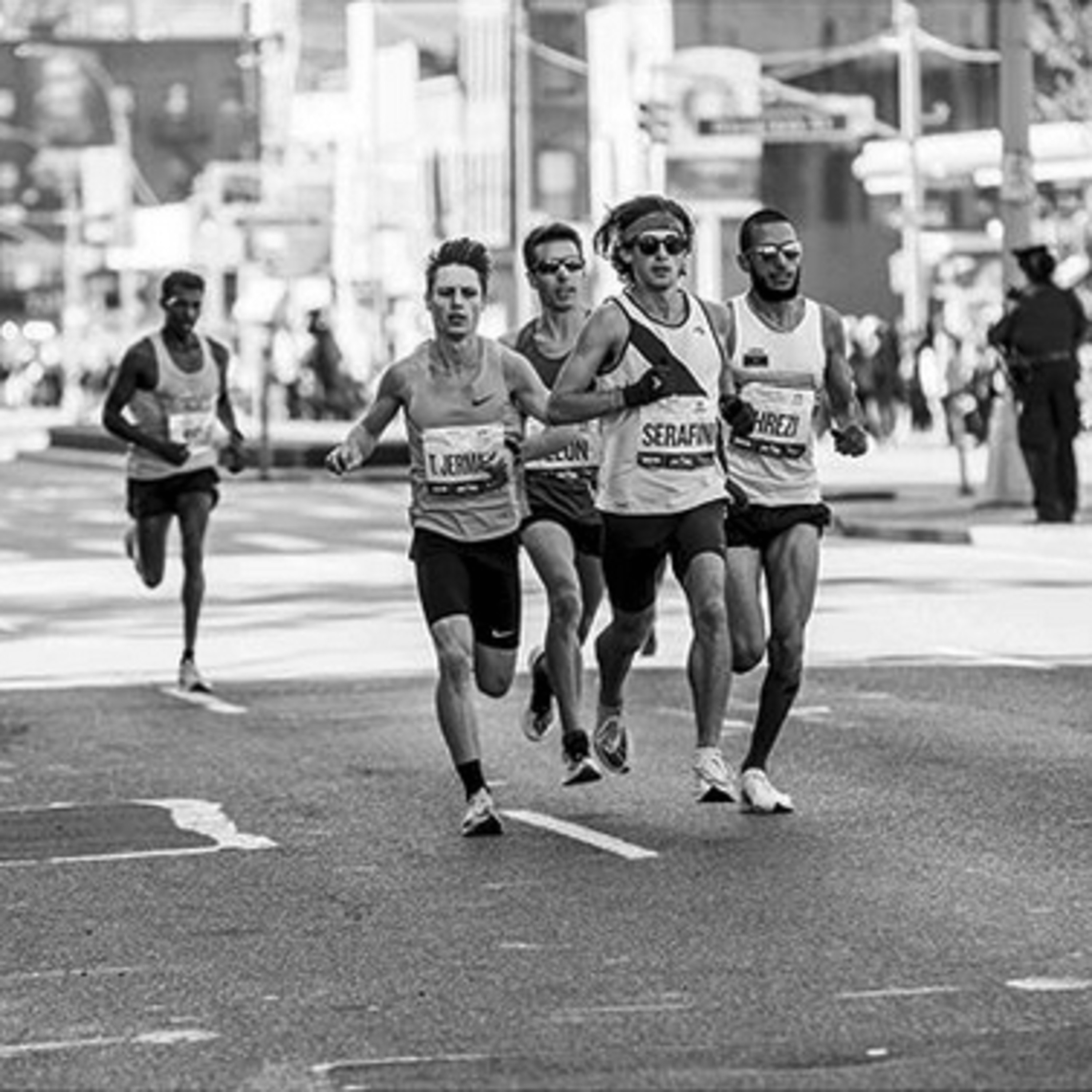 52. Lou Serafini: Helping Others Find Joy In Running