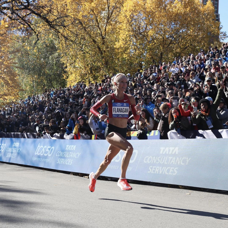 59. Shalane Flanagan: Run Fast, Eat Slow