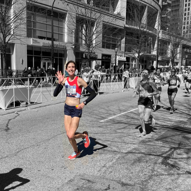 80. Ellie Pell: Dedication + Time + Health = Progress