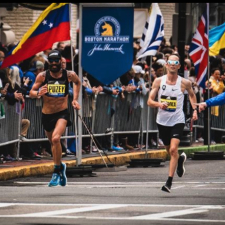 94. Peter Bromka: Running it Back