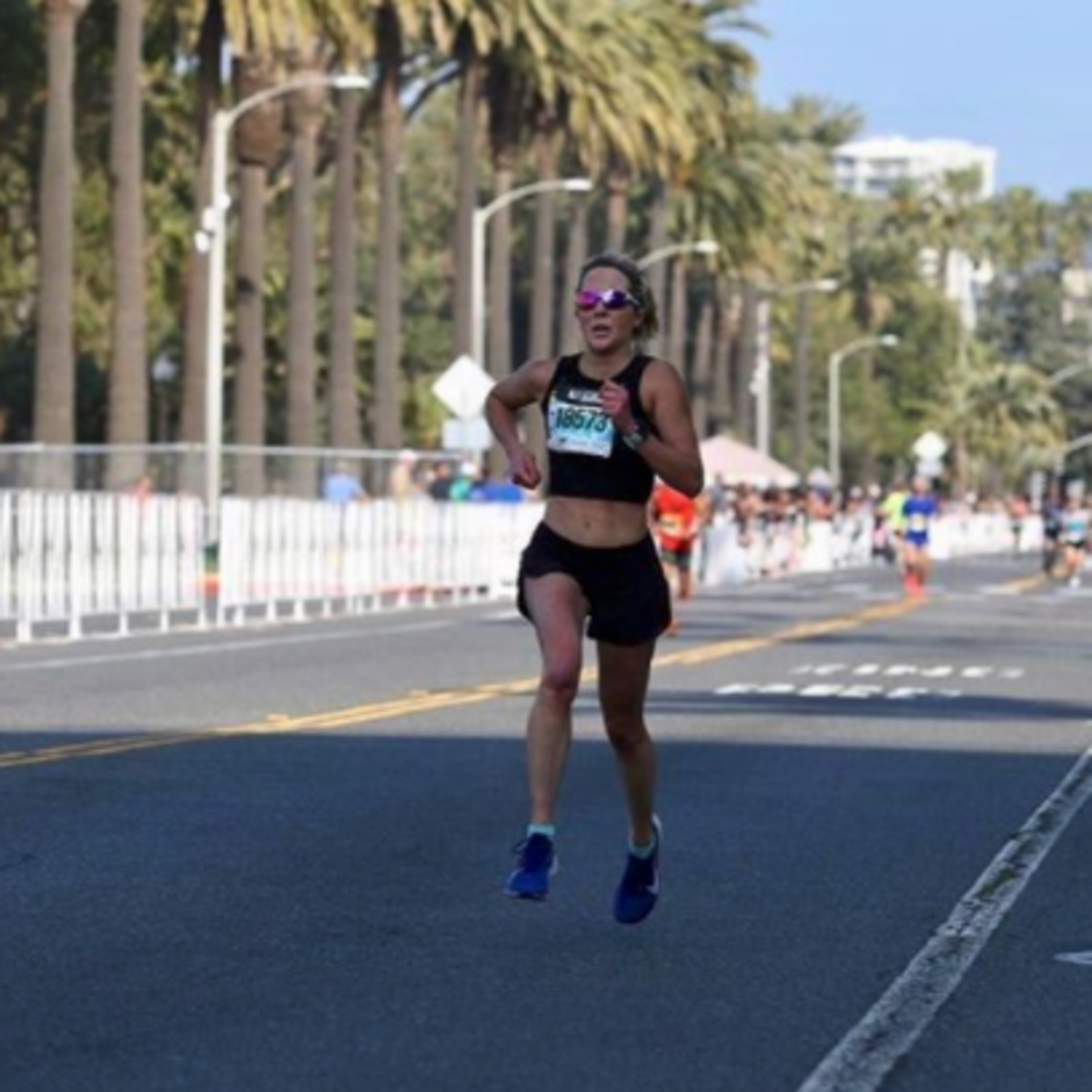 111. Dr. Emily Kraus: Running and Researching
