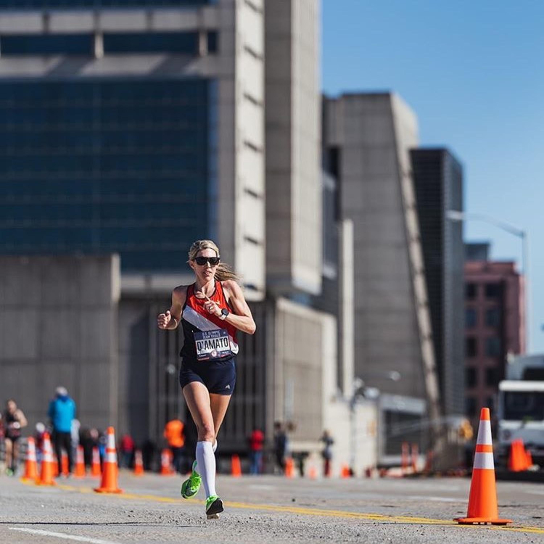 119. Keira D'Amato: Keira's Bonus Round of Running at 36