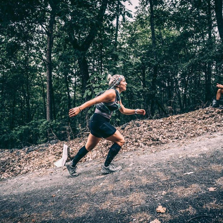 120. Alyssa Olenick: Science X Ultrarunning X Olympic Lifting