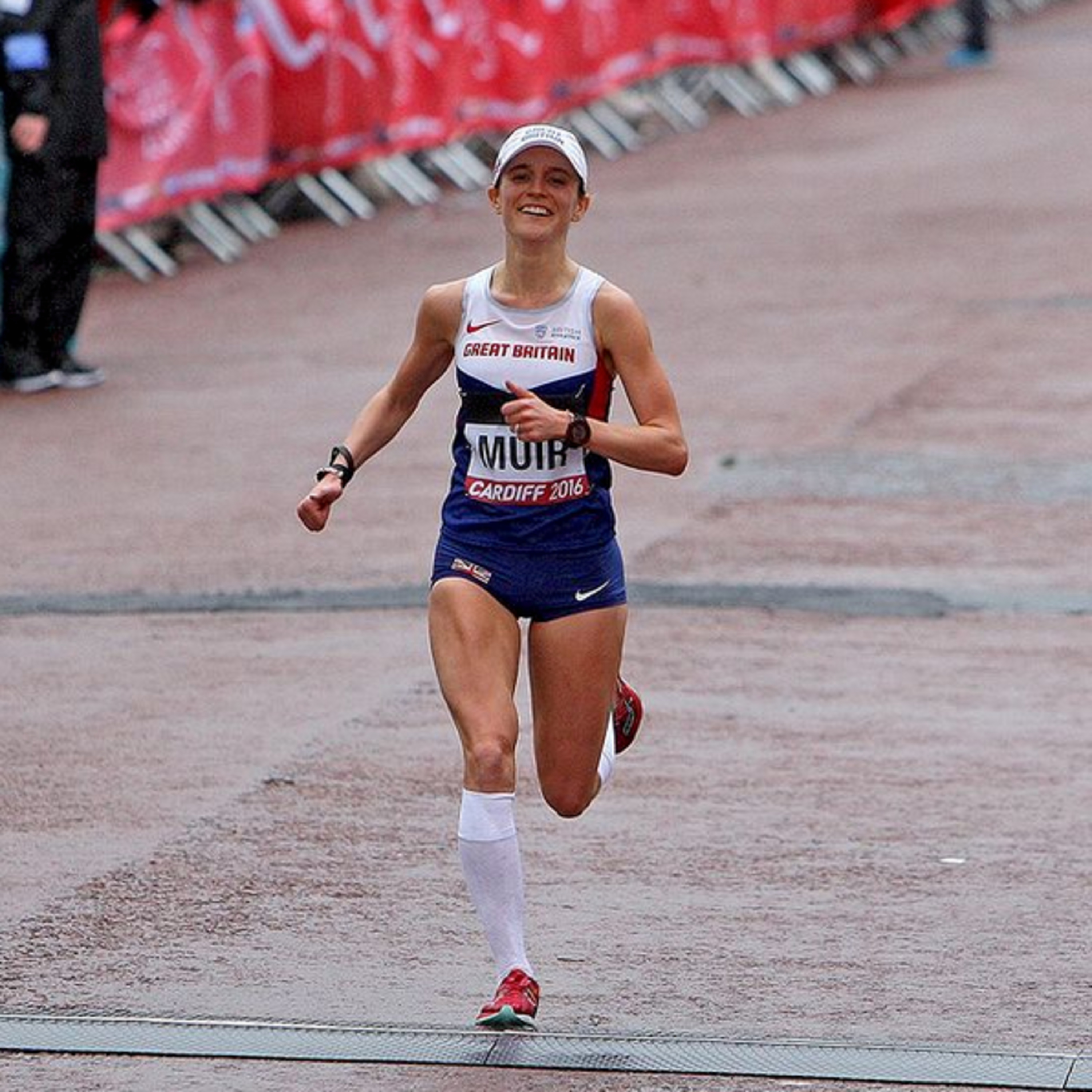 123. Tina Muir: From Pro Runner to Pro Human
