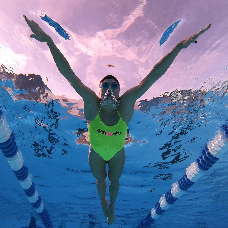 140. Caroline Burckle: For The Long [Swim]