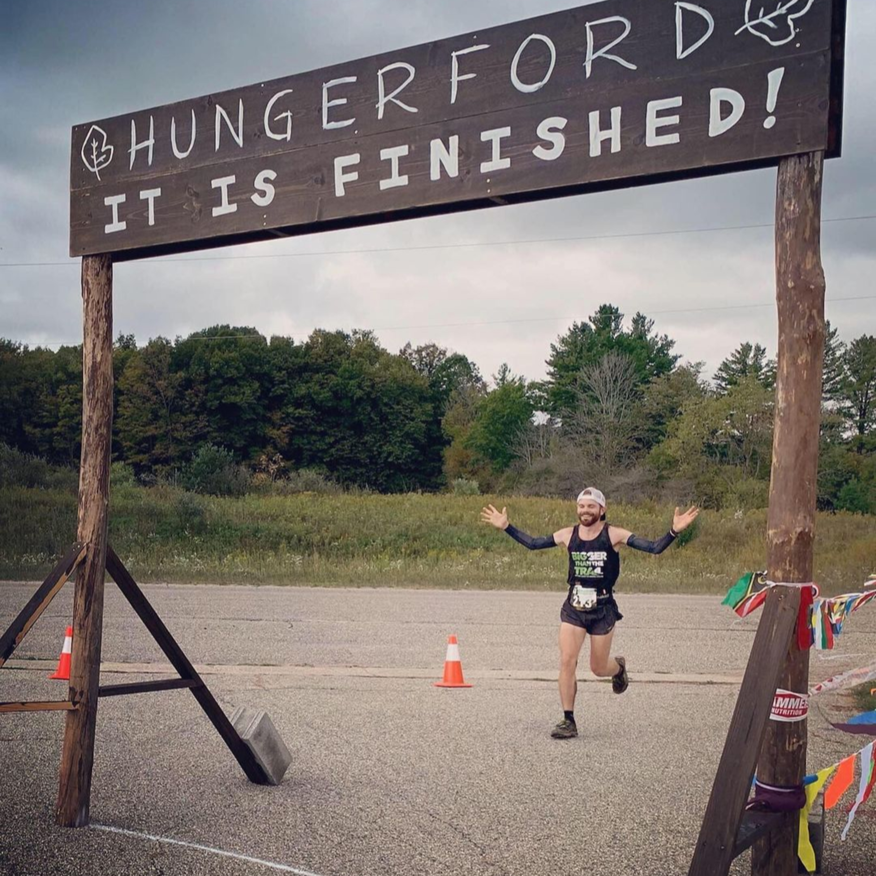 142. Mikel Haggadone: How running intertwines with life