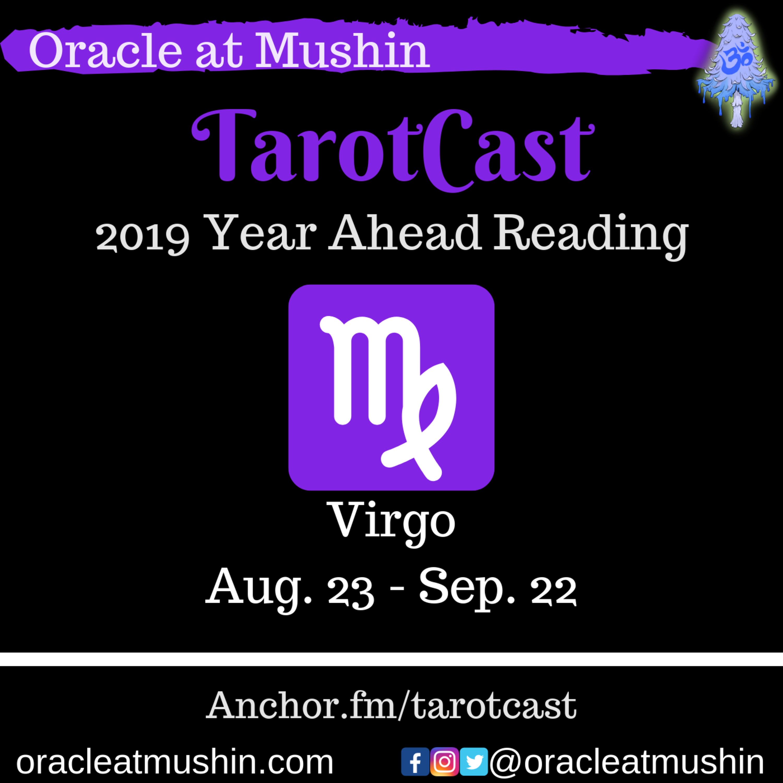 Virgo - 2019 - The Year Ahead
