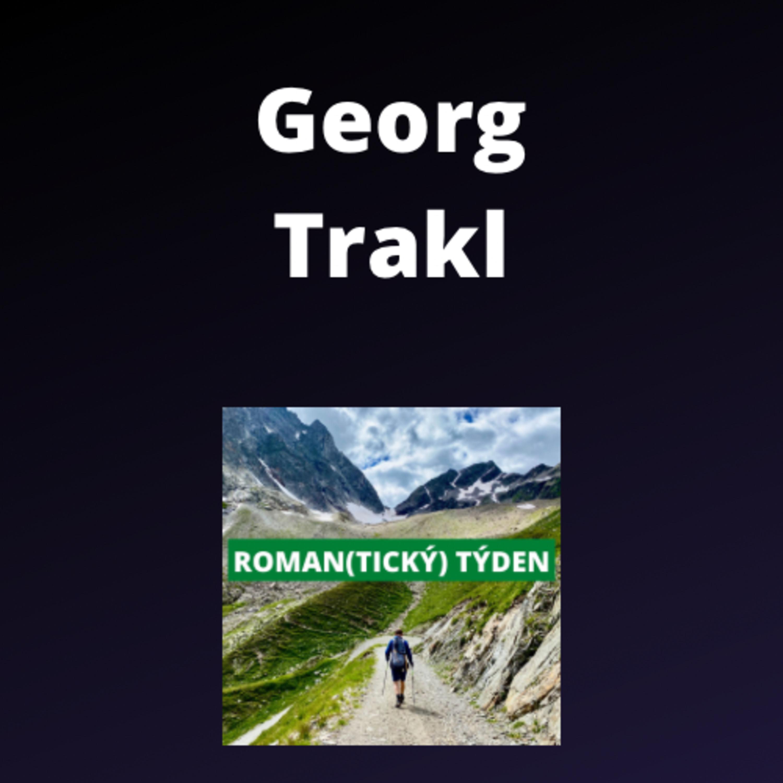 Nedělní vydání Roman(tického) týdne – Georg Trakl (blog + 12 básní)