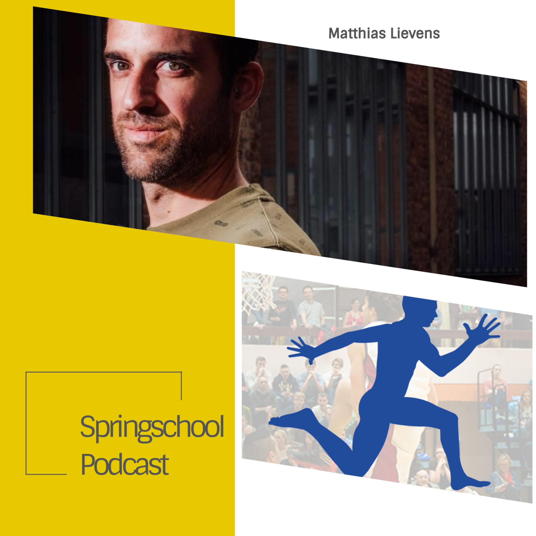 #12 Matthias Lievens over sportmarketing