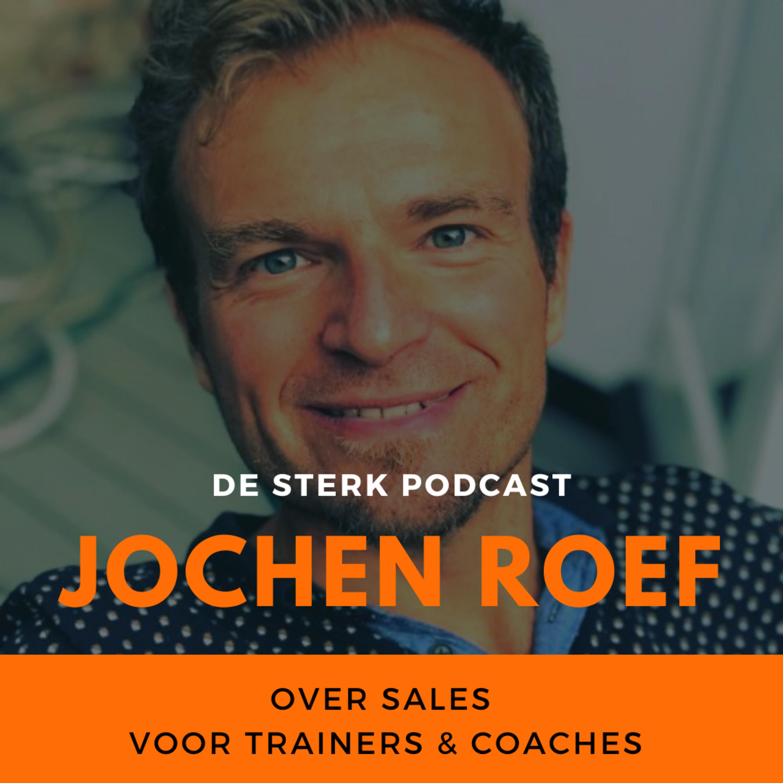 #19 Jochen Roef over sales voor trainers & coaches