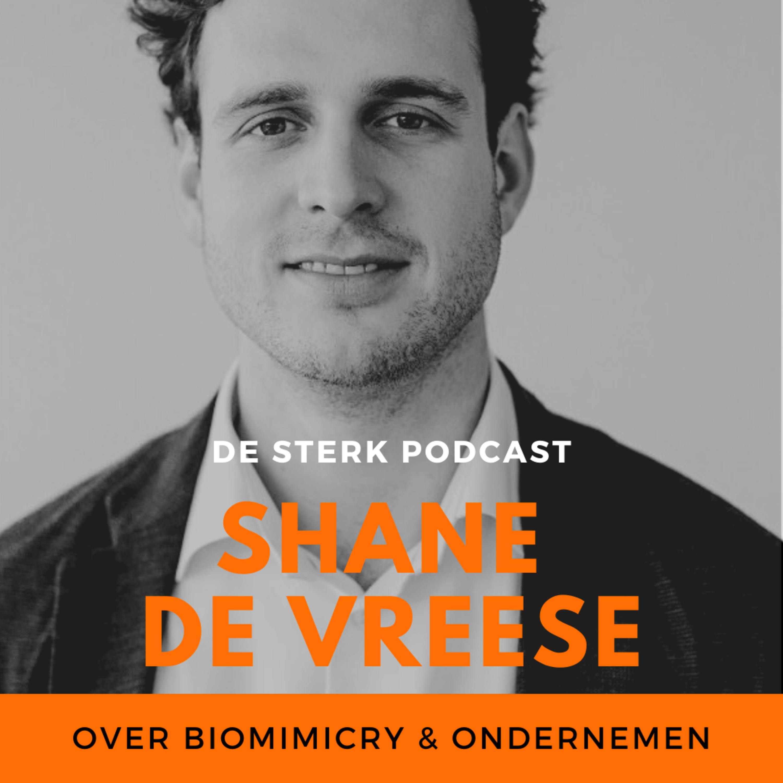 #24 Shane De Vreese over biomimicry en ondernemen