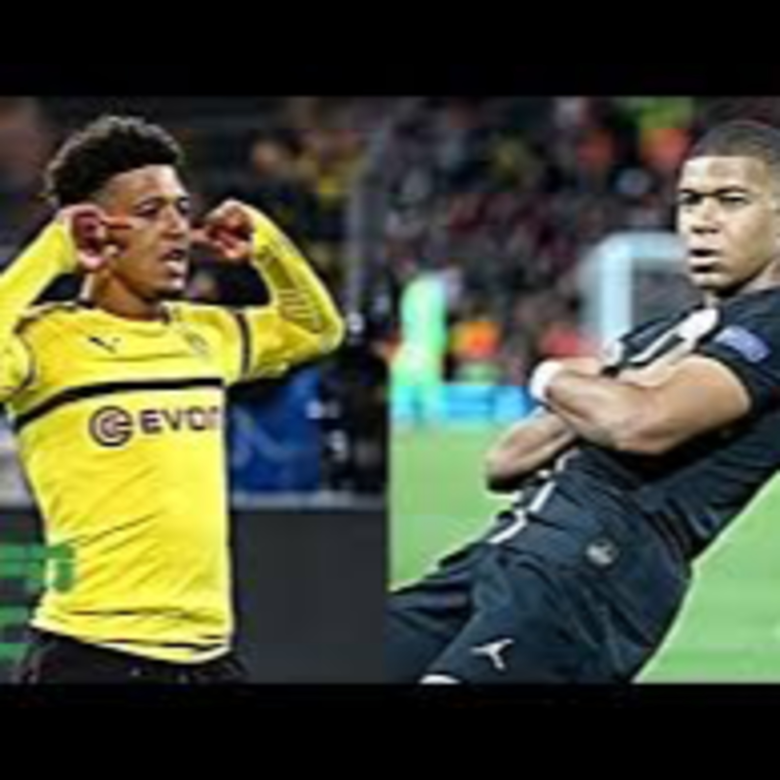 Mbappe and Sancho next summers Galactic signings ? celebrations for Ramos and Modric