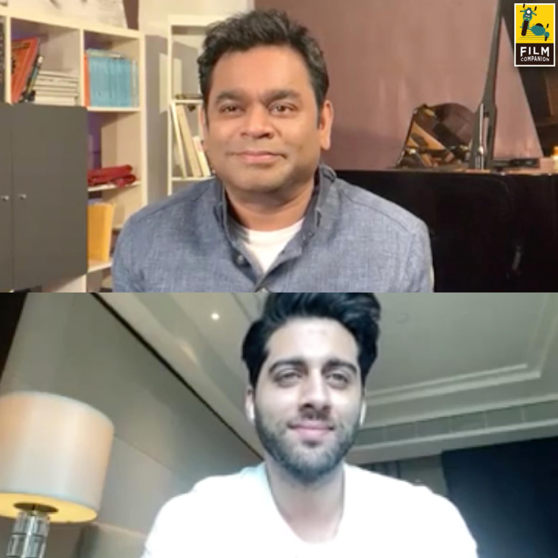 A. R. Rahman & Ehan Bhat | Spill the Tea With Sneha Menon Desai | 99 Songs | Film Companion