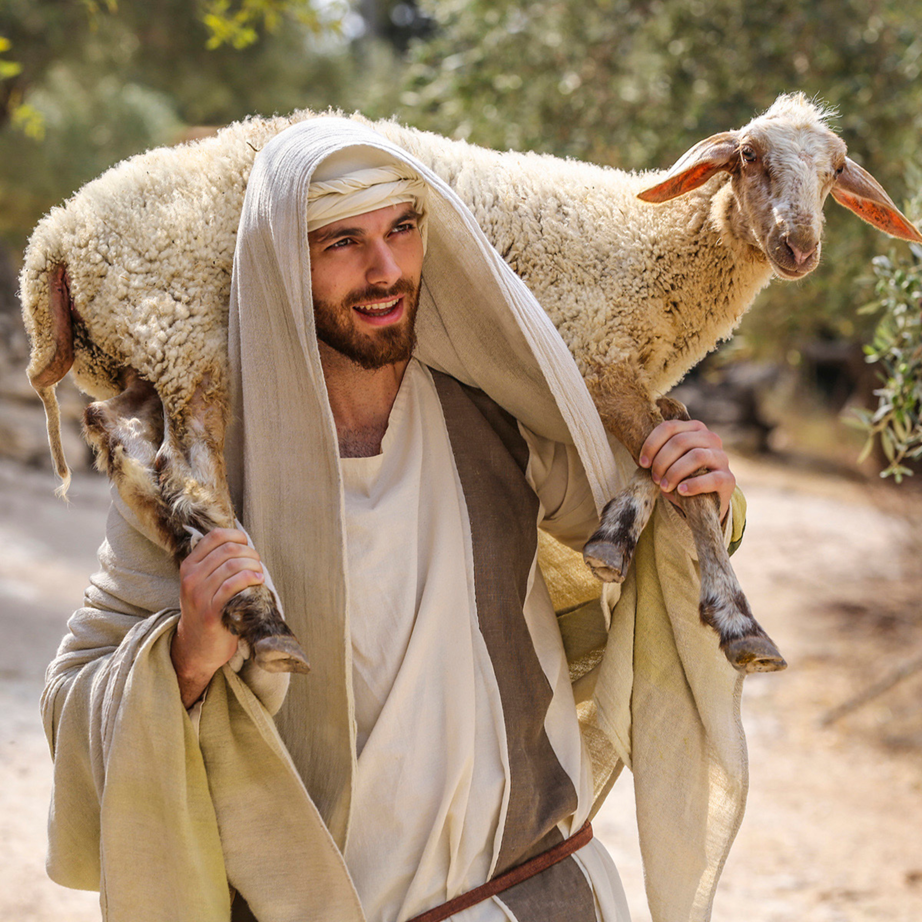 """Come Follow Me Podcast 18 """"Rejoice with Me; for I Have Found My Sheep Which Was Lost"""""""