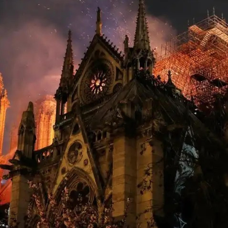 Day 3 | Notre Dame Brucia. Viva Notre Dame.