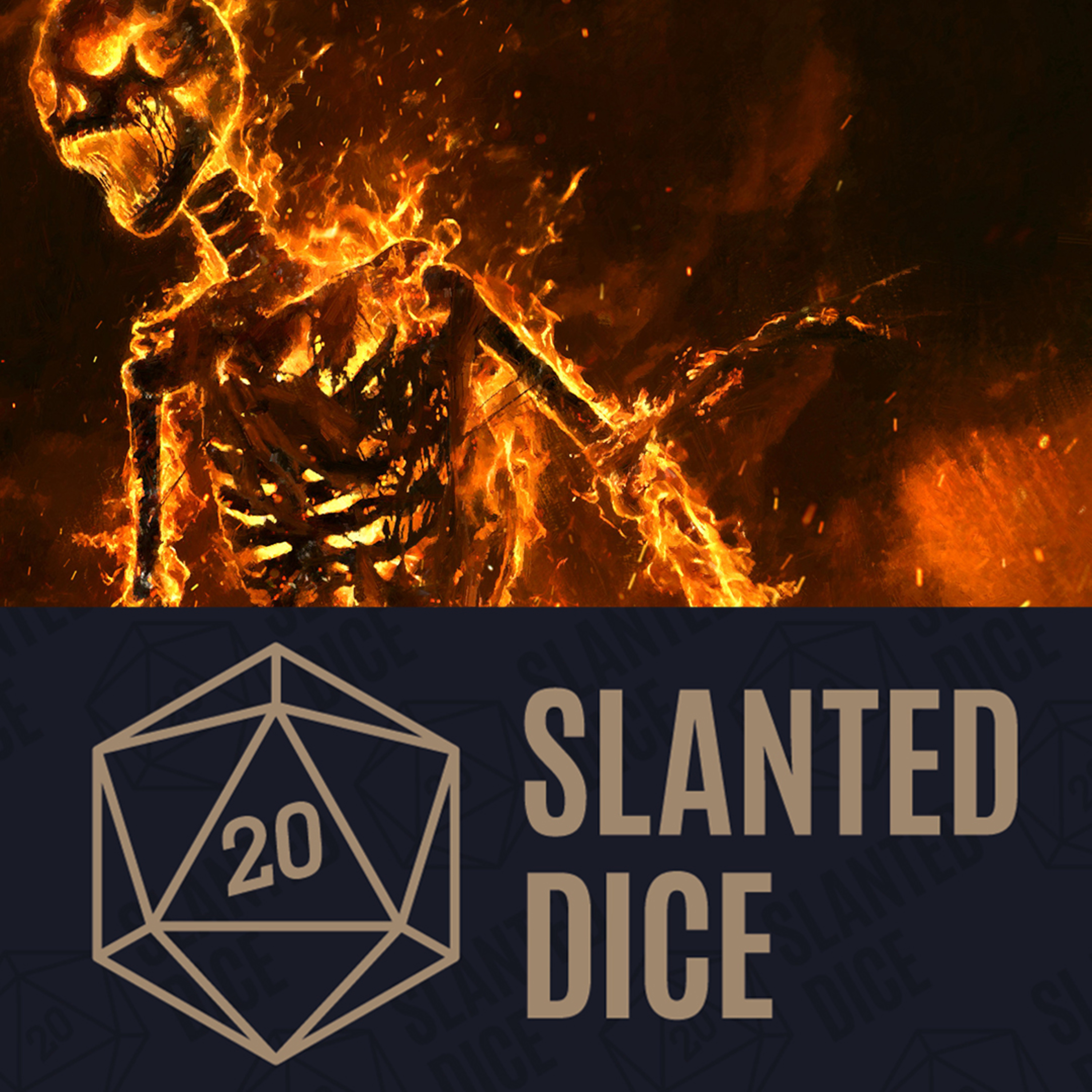 Great Balls of Fire   Episode 10 - Slanted Dice