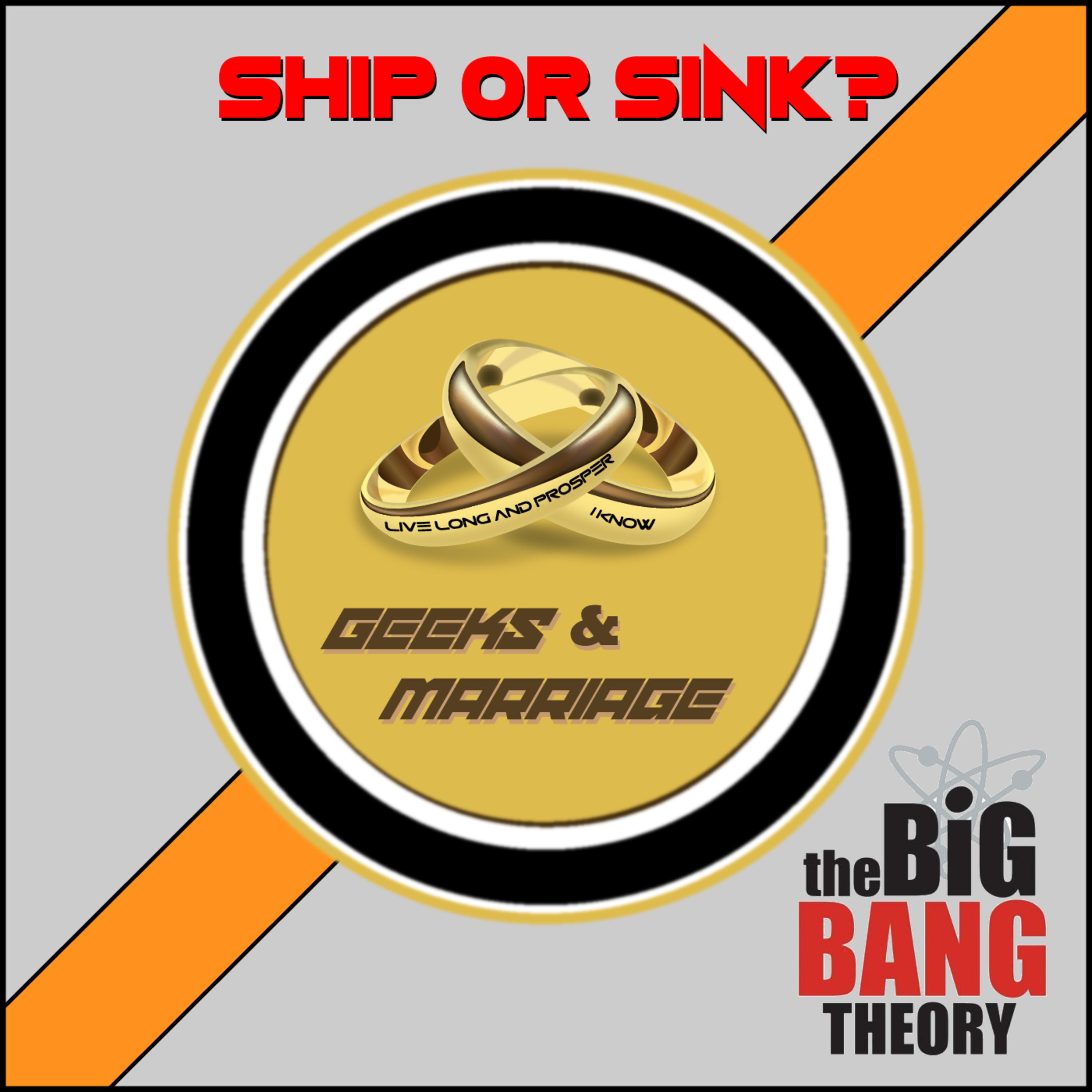 Ship or Sink? - Big Bang Theory Mega Episode