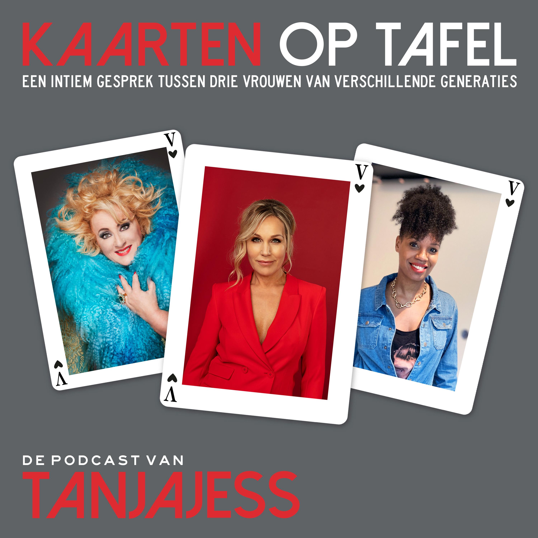 Kaarten op Tafel - 01 - Karin Bloemen & Jasmine Sendar: Het geheim van een goed huwelijk