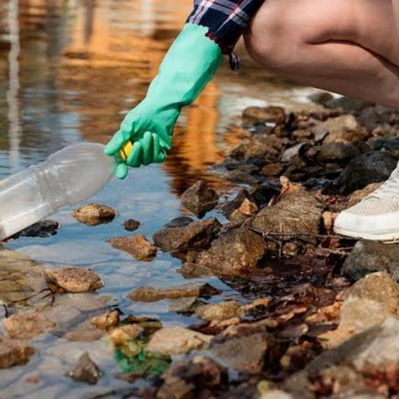 Actividades para revertir la contaminación del agua potable.