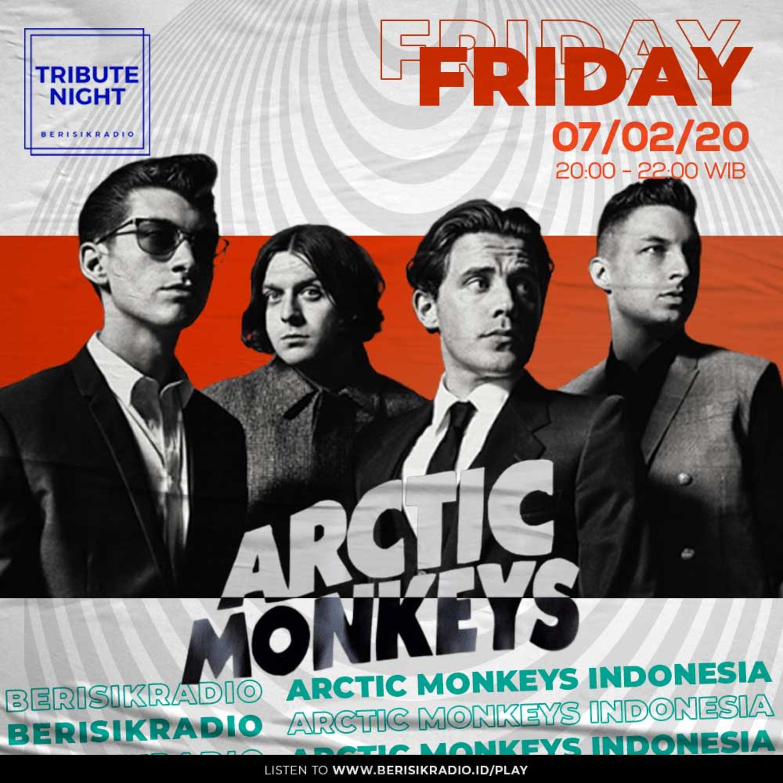 Tribute Night Ep.1 - Arctic Monkeys