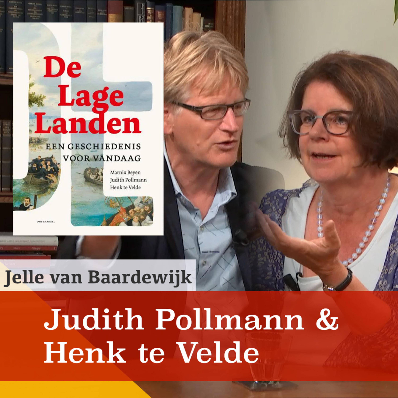 'Nederland en België kampen al eeuwen met kloof politiek bestuur.' Judith Pollmann & Henk te Velde